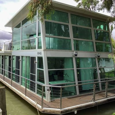 The Glass Boat- Mannum